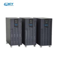 China 3/1phase ups12KW double conversion ups system,15kva online ups price in Singapore wholesale