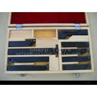China 9pcs Indexable Carbide Turning Tool Sets on sale
