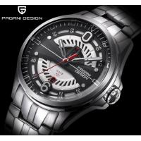 China pagani desian Men High grade men's Quartz Watch Full Steel Japan Movement Men Wrist Watches  PD-1626 wholesale