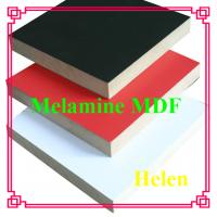 China Melamine Faced MDF for Cabinet/Wardrobe/Kitchen Furniture wholesale