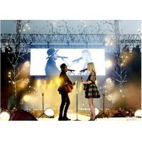 Quality HD Outdoor Rental LED Display P3.91 Lightweight Die Casting Aluminum Panel for sale