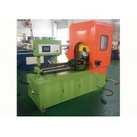 China Hydraulic Electric High Speed Steel Pipe Cutter With Automatic Feeding wholesale