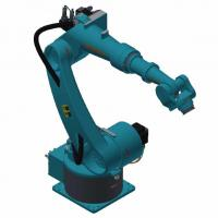 China Lightweight Automatic Robotic Arm With Ground Mounted Installation Method wholesale