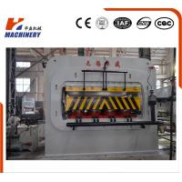 China HUASHENG Plaster Hot Press Particle Board Making Machine For Plywood wholesale