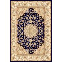 China Persian design  square  machine-made viscose rug carpet with fringes on sale