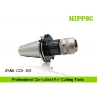 China Face Milling Power Tool Holders For CNC Working  SK 50 Spindle Made Of 20CrNiMo wholesale