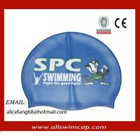 China mens swimming cap swimcap adult swimming cap silicone on sale