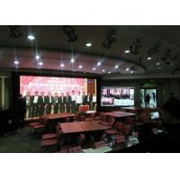 China HD P3 Indoor Full Color LED Display / Aluminum Rental LED Display on sale