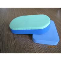 China Water Absorbing Exfoliating Face Sponge , Soft Cosmetics PVA Foam Makeup Sponge wholesale