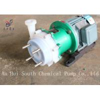 China CQB single stage single suction  Magnetic drive pump without seal less chemical pump wholesale