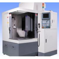 China Reinforced Column Cnc Metal Engraving Machine Super Wide Base 24000 RPM wholesale