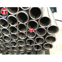 Quality Thin Wall 304L / 316 / 316L Precision Steel Tube Seamless Steel Pipe GB/T3089 for sale