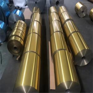 China Alloy 7072 Industrial Aluminum Foil Rolls Radiator Condensers Evaporators wholesale