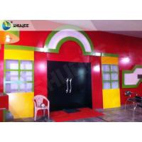 China High Performance 7D Movie Theater For Removable Cabin Custom In Attractions wholesale