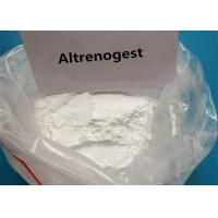 China Pharmaceutical Steroid Altrenogest For Contraception CAS 850-52-2 wholesale