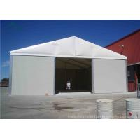 China 20*40m Waterproof Warehouse Tents Solid Wall Portable Canopy Events wholesale