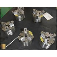 Buy cheap KM3-Jaw Long Jaw Stroke Power Chuck Can clamp over work pieces with uneven from wholesalers