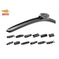 China Soft Flexible Rubber Wiper Blade For 99% Wiper Arms Fit For All Weathers wholesale