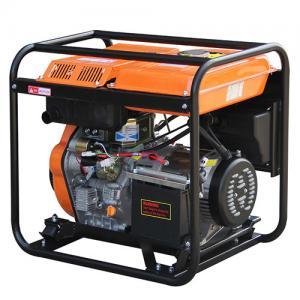 China Suqare Frame 2.5kw Small Portable Diesel Generator , 2000 Watt power diesel generators wholesale