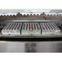 China 30 Cells Egg Tray Molds Pulp Aluminum Egg Carton Moulds for Egg Tray Machine wholesale