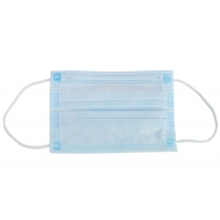 Buy cheap FDA OEM Anti Dust 10pcs/Bag Disposable 3 Ply Earloop Mask from wholesalers