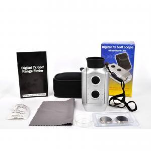 Quality Digital 7x18 Pocket Golf Laser Range Finder for sale