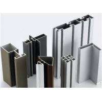 China Anodized Aluminium Extrusion Profile / With Cutting / Drilling / CNC Machining wholesale