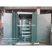 Buy cheap Online Transformer oil filtraiton   Dielectric system maintenance   Oil Purifying Machine from wholesalers