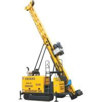 Quality HYDX - 5A Full Hydraulic Core Drill Rig With Crawler Mountd NQ 1300m HQ 1000m for sale