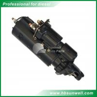 China QSK19 Automotive Starter Motor Parts 24V 9.0kw 4081239 Steel Iron Material wholesale