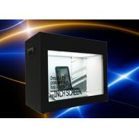 China Colorful Transparent Display Box With HDMI VGA USB SD BN wholesale