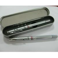 China 4 in 1 650nm red laser pointer pen wholesale