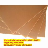 Quality XPC Paper Phenolic laminate Copper Clad Laminated Sheet CCL for sale