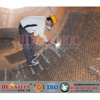 China SS304 Hexsteel Windboxes Refractory Lining wholesale