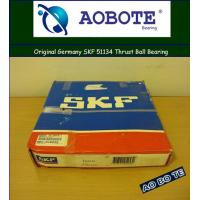 China SKF 51214 Thrust Ball Bearing ABEC-5 with High Chrome and Low Vibration wholesale