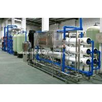 China RO/UF Water Purifing Treatment Machine System RO-10, 000L wholesale