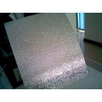 China 4mm Aluminium Checker Plate , Aluminum Diamond Tread Plate For Ceilings / Walls wholesale