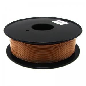 China LA Filament 1.75mm, Dimensional Accuracy +/- 0.02 mm, 1 kg Spool, 1.75mm, PLA Black wholesale