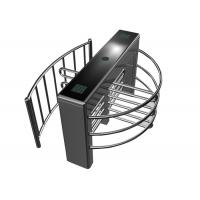 China Waterproof Samrt Full Height Turnstiles, Automatic Waist Height Turnstile Gate wholesale