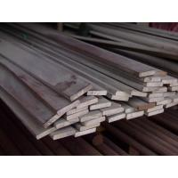 China Hot rolled / Cold rolled Stainless Steel Flat Bar Stock Grade 304 304L 316L on sale