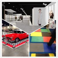 China 3W Conferance Hall/Storage Shed/Bar/Commecial Matting/Exhibition Interlocking Flooring wholesale