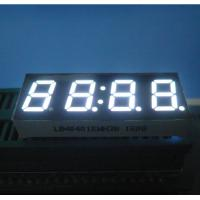 China High Brightness Digital Clock Display Common Cathode White For Home Appliances wholesale