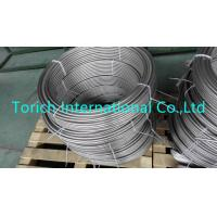 China 316l / 316 / 304 Precision Stainless Steel Tubing For Condenser Heat Exchanger wholesale