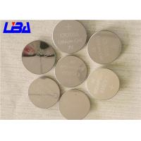 China Button Cell Battery 90mAh Duration 1020h , Cr2016 3v Battery For Electronic Toys wholesale