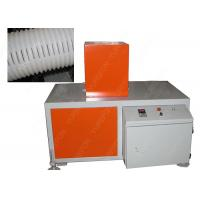 China Automatic Hole Punching Machine 3 - 6 M / Min For Corrugated Pipe Hole Grooving wholesale