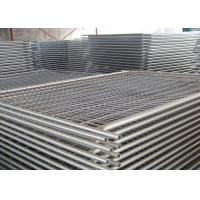 China Light Pool Construction Temporary Security Fencing Strong And Robust Design wholesale