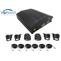 China 8 Channel HDD 4G GPS WIFI  Basic MDVR AHD H.264 video mobile DVR for Bus with Mouse Operation wholesale