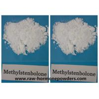 China High Purity Prohormone Powder  Methylstenbolone for Bodybuilding wholesale