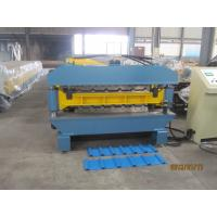 Wholesale High Speed Double Layer Deck Roll Forming Machine 0.3 - 0.7mm from china suppliers