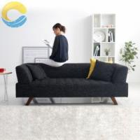 Quality Small Space House Fabric Signature Cotton Sofa & Armchair For Flat for sale